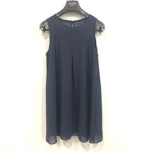 NWT BCBGENERATION Sleeveless Blue Dress